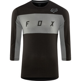 Fox Ranger Dri-Release 3/4 Sleeve Jersey Men black